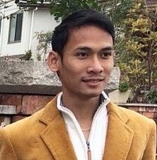 Jefpri Agung Priyanto, SSi, MSi.