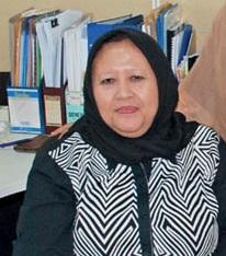 Prof. Dra. Netty Widyastuti, M.Si.